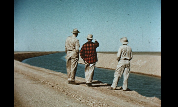Bitter Lake, a still from the film from Adam Curtis